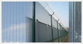 358 Mesh High Security Fencing
