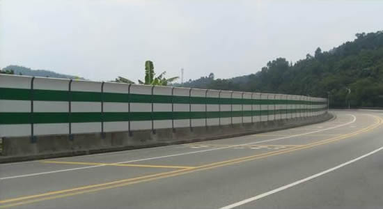 Highway Soundproof Wall