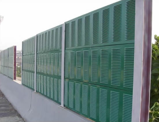 Highway Noise Proof Barrier Fence